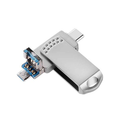 3 In 1 OTG USB Drive 2