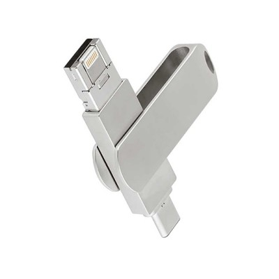 3 In 1 OTG USB Drive 3