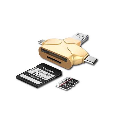 4 In 1 OTG USB Drive 1