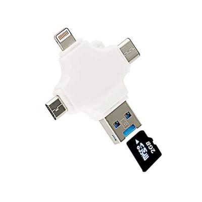 4 In 1 OTG USB Drive 2