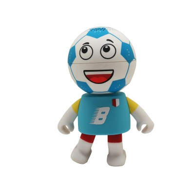 Dancing Football Speaker - Blue