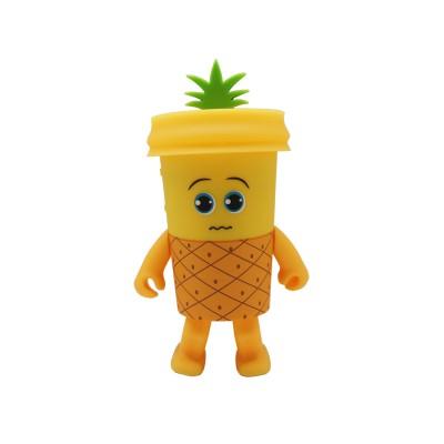 Dancing Fruit LED Speaker - Pineapple