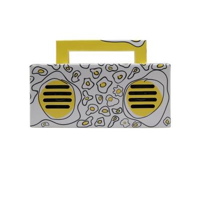 Portable Color Box Speaker