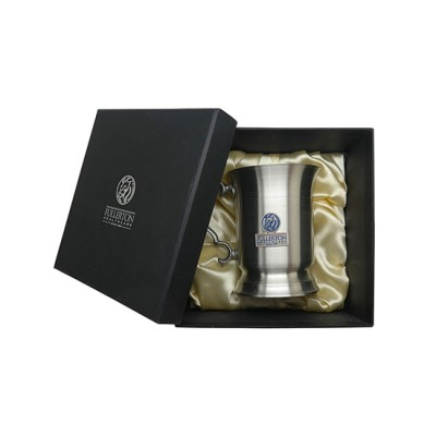 3D Pewter Stainless Steel Mug with Customised Box