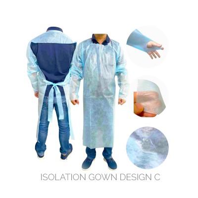 Isolation Gown (C)