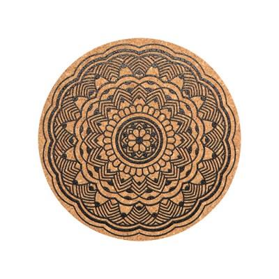 Cork Coaster with UV Printing