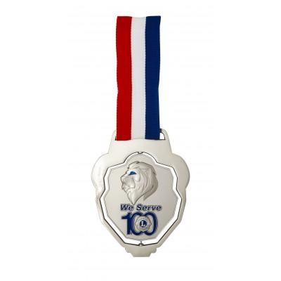 Customised Medallion with Lanyard