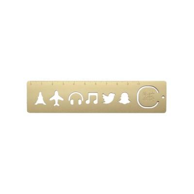 Customised Metal Ruler