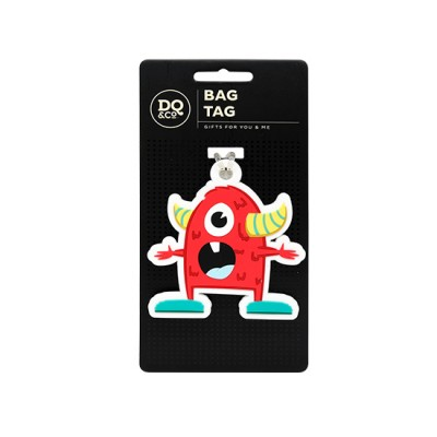 DQ Bag Tag - Monster Fred