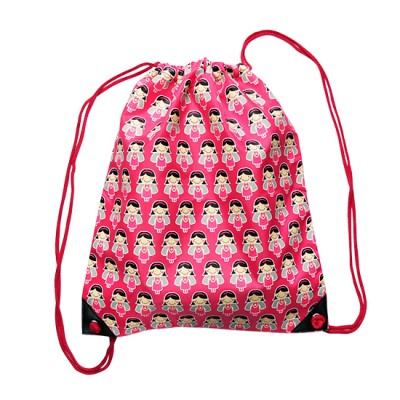DQ Drawstring Bag - Kids Princess