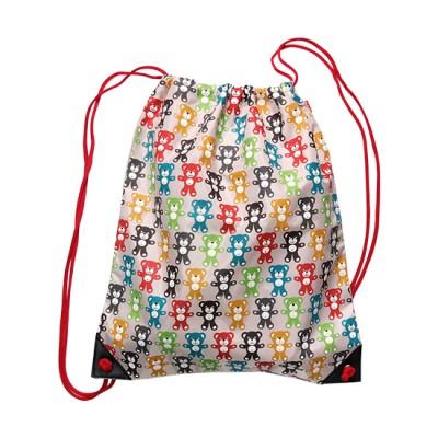 DQ Drawstring Bag - Kids Teddy