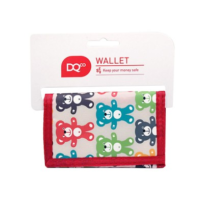 DQ Wallet - Kids Teddy