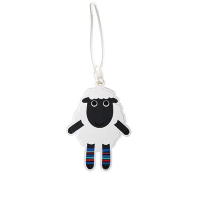 DQ-Bag Tag Dressed up Sheep