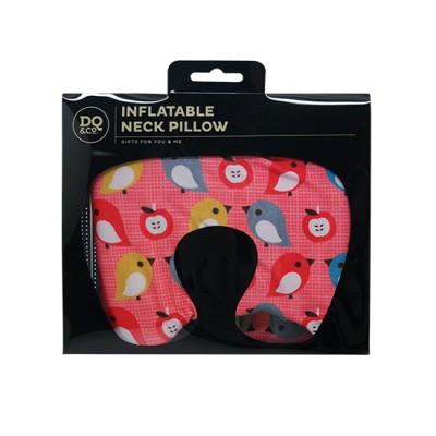 DQ Inflatable Neck Pillow - Birdie Friends