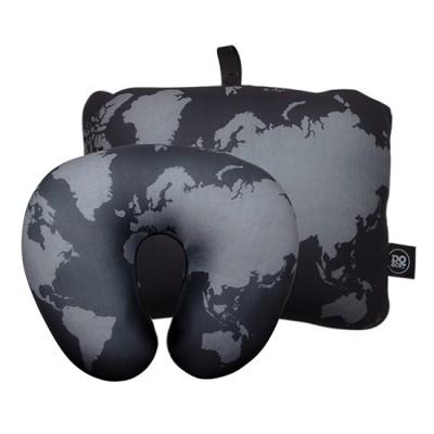 DQ 2 in 1 Cushion - World Map