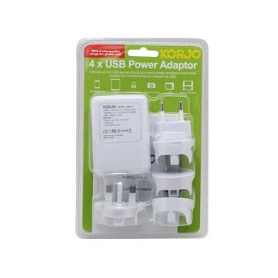 KORJO 4x USB Hub