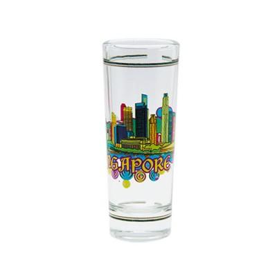 Clear Shooter Glass - High Rise SG