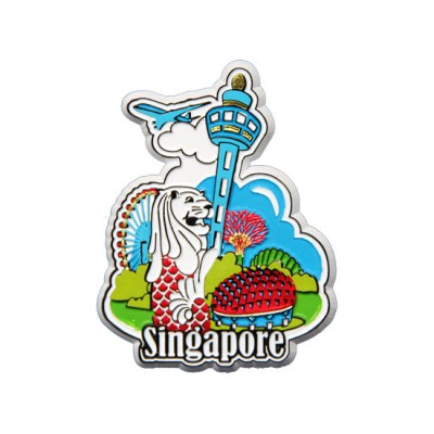 Rubberised Magnet -  Buzzy Singapore