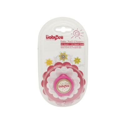 Baby Nail Clipper - Pink