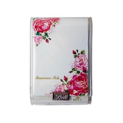 Manicure 3pcs Sets - Roses (White)