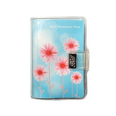 Manicure 6pcs Sets - Floral (Blue)